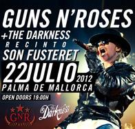 Entradas Guns N Roses