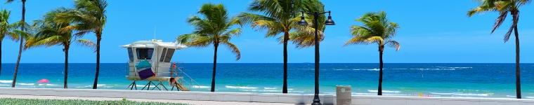 Genießen Sie die Strände Floridas