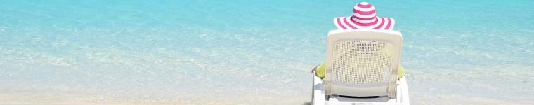 Selección de hoteles de playa muy cerquita del mar