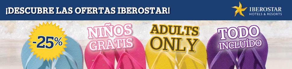 Grandes ofertas desde Iberostar