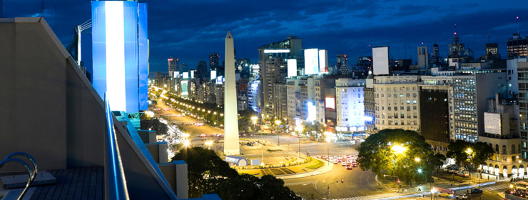 Hoteles en Argentina