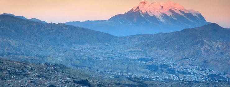 Hoteles en Bolivia