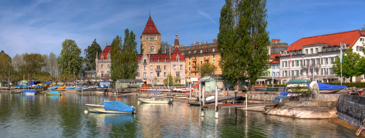 Hoteles en Suiza