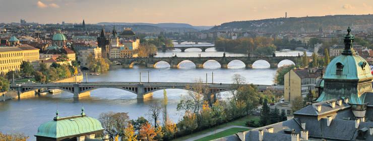 Hoteles en República Checa