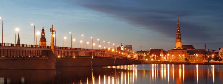 Hoteles en Letonia