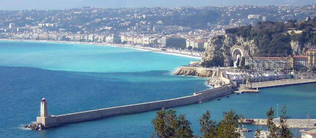 Hoteles en Mónaco