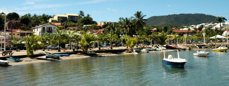 Hotels in Martinique