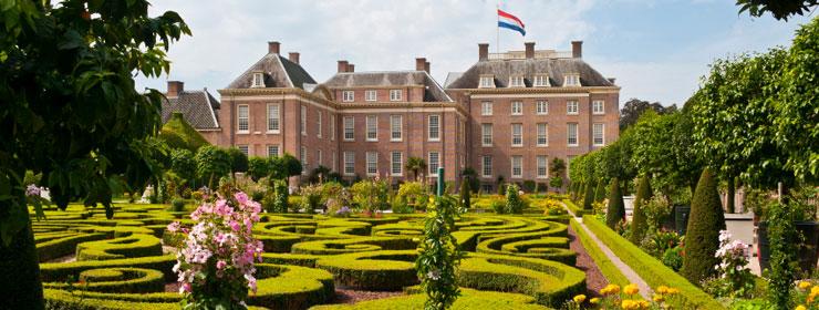 Hôtels - Pays-bas