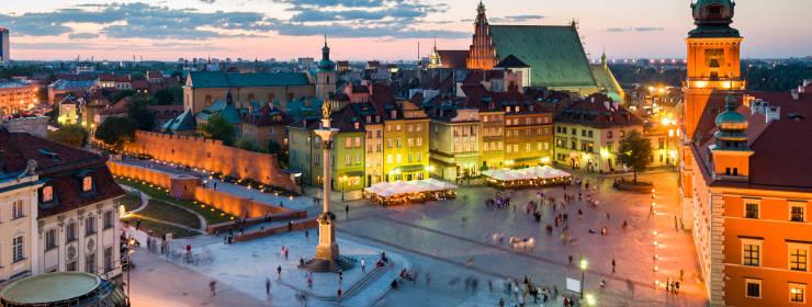 Hotell - Polen
