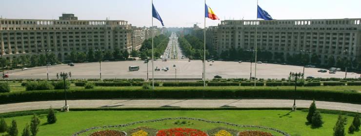 Hoteles en Rumanía