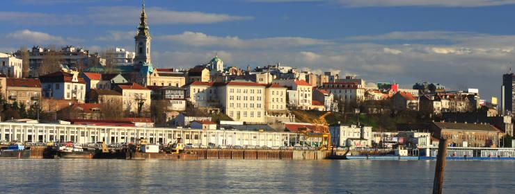 Hotels in Serbia