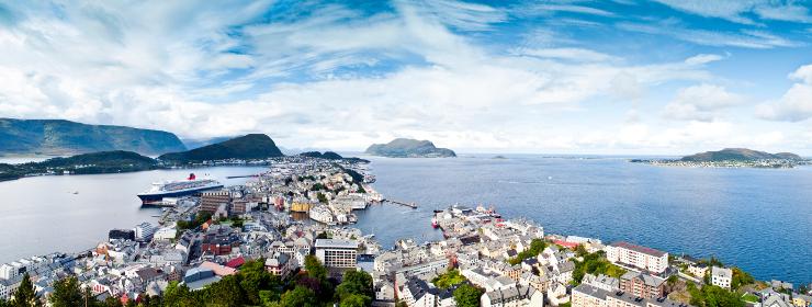 Hoteles en Aalesund