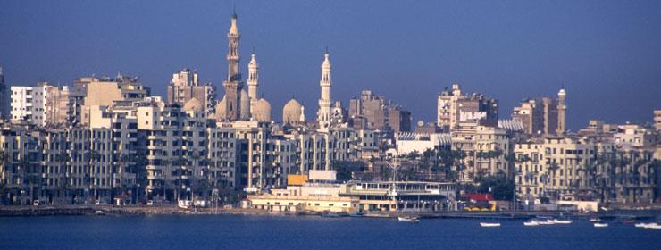 Hoteles en Alexandria-Mediterranean Coast