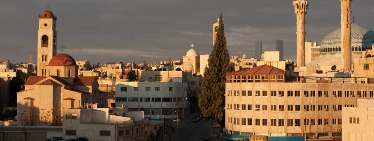 Hoteles en Amman