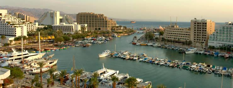 Hoteles en Aqaba