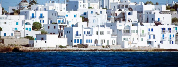 Hotels in Paros