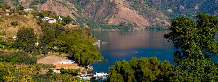 Hotels in Lago Atitlan