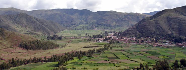 Hoteles en Valle Sagrado