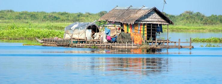 Hoteles en Battambang