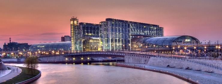 Hôtels - Berlin