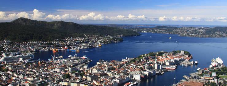 Hotelleja kohteessa Bergen