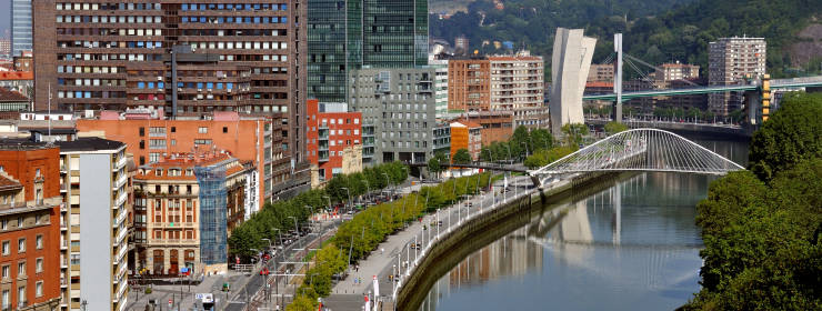 Hoteles en Vizcaya - Bilbao