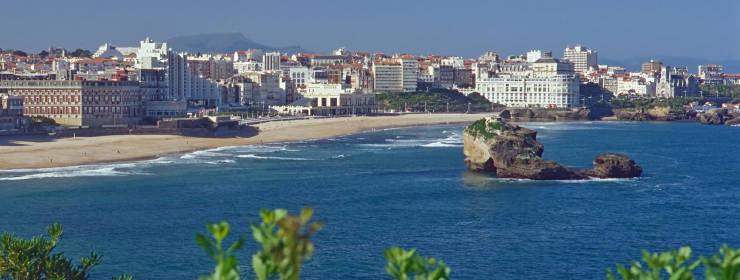 Hoteller i Biarritz