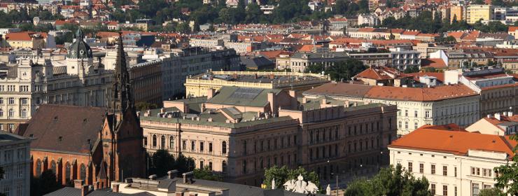 Hoteles en Brno