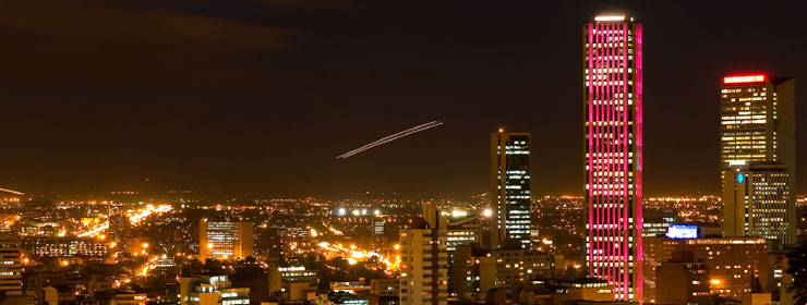 Hoteles en Bogota