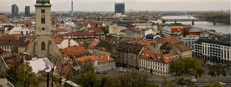 Hoteles en Bratislava