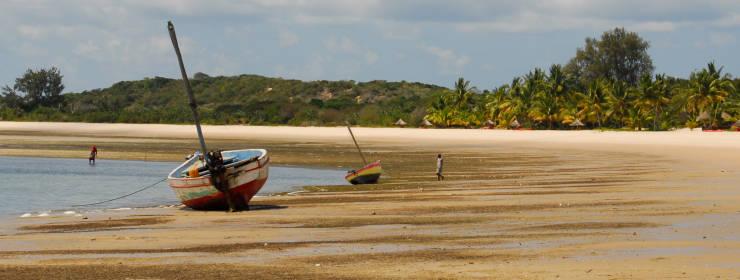 Hotels in Bazaruto archipelago