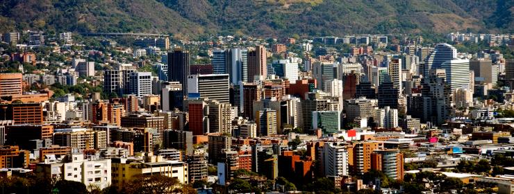 Hoteles en Caracas