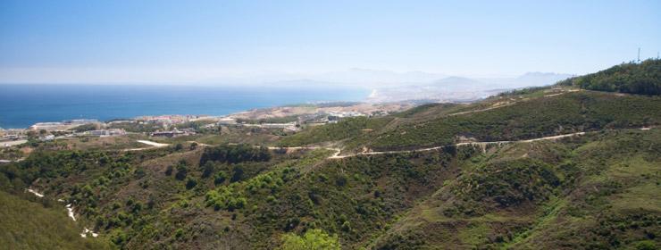 Hoteles en Ceuta