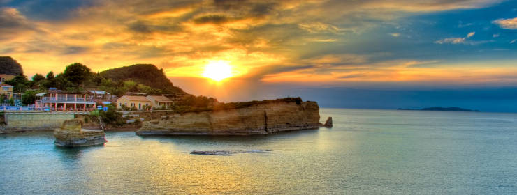 Ξενοδοχεία σε Corfu