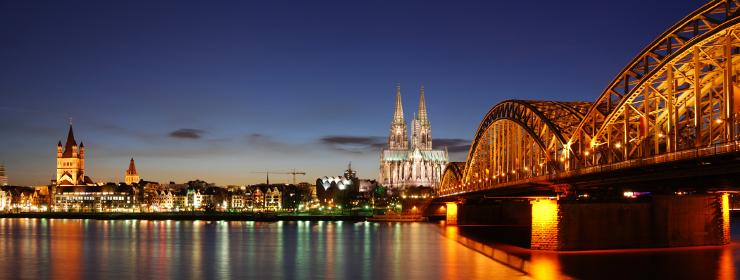 Hoteles en Colonia - Bonn