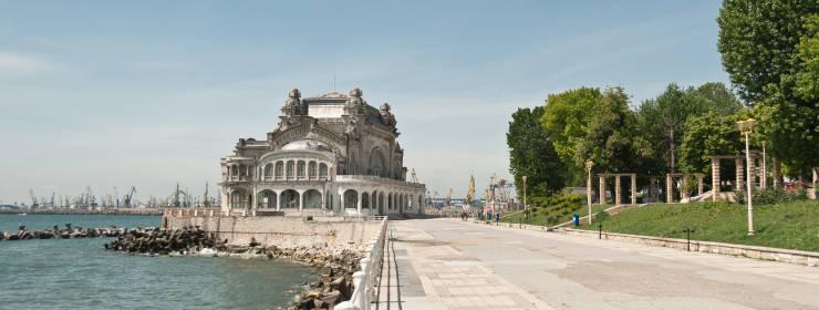 Hoteles en Constanta-Mar Negro