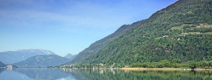 Hoteles en Carinthia