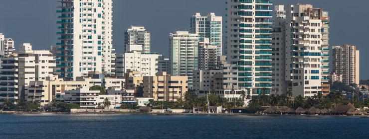 Hoteles en Cartagena Colombia