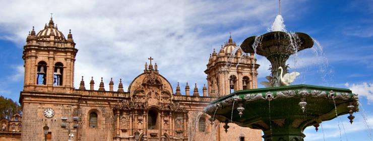 Hoteles en Cuzco