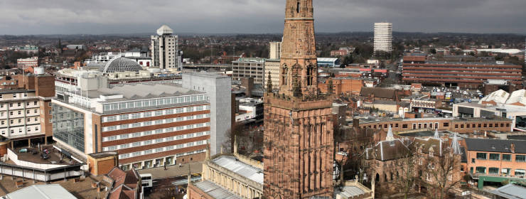 Hotels in Coventry