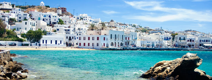 Hotels in Cyclades Islands
