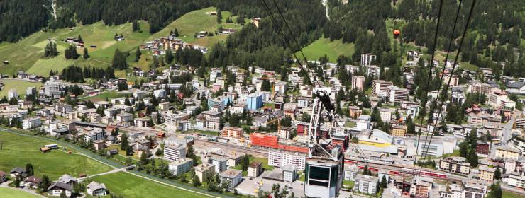 Hoteles en Davos