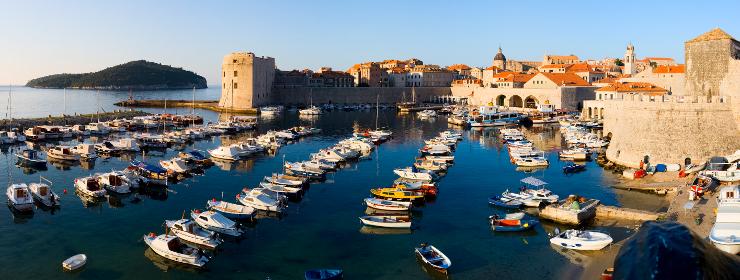 Hoteles en Dubrovnik - Sur Dalmacia