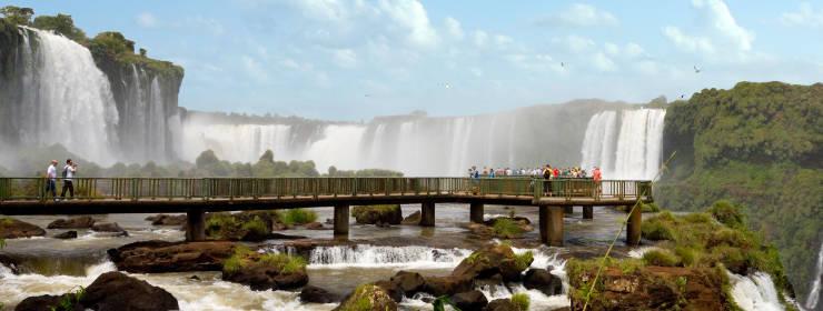 Hotell - Iguazu vattenfall