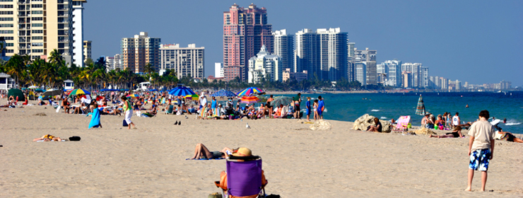 Hotels in Fort Lauderdale - Hollywood Area - FL