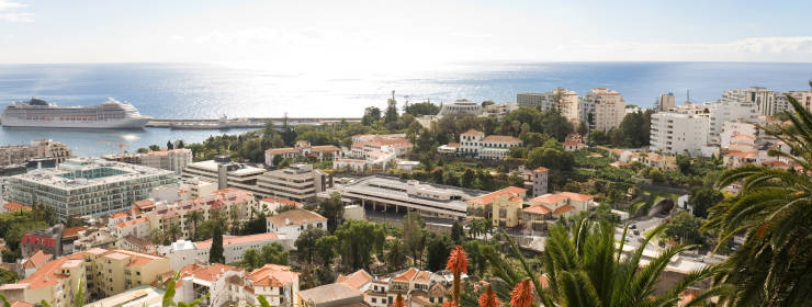 Hotels in Madeira