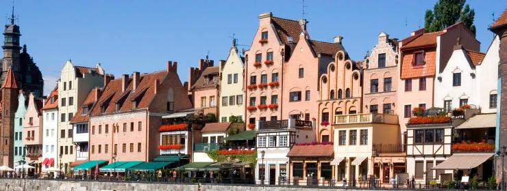 Hotels in Gdansk