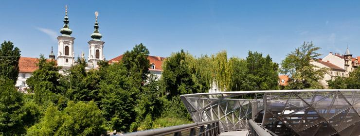 Hoteles en Graz