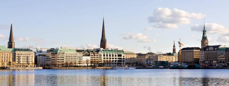 Hoteles en Hamburgo