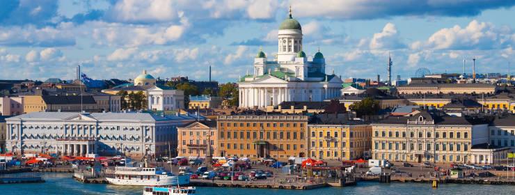 Hotelleja kohteessa Helsinki